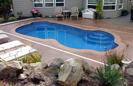 Classic pool spa gladstone or totally hayward pool for Pool and spa show wa