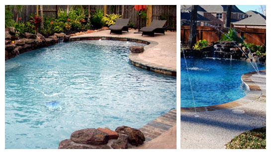Pearland Pools Pearland Tx Totally Hayward Pool Builder
