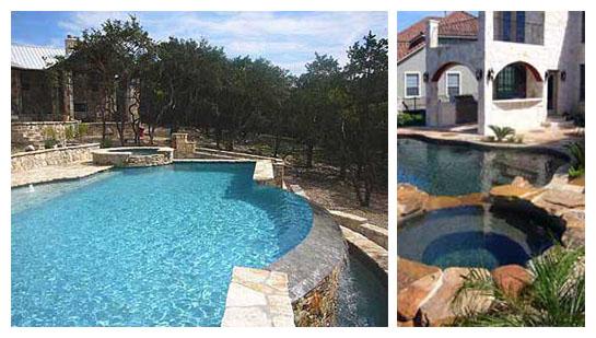 Cedar Park TX 78613 Texas Pools Patios