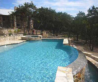 Texas Pool Builders Texas Swimming Pool Contractors Pool 2015